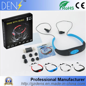4G Wireless Sports Earphone Headset Neckband MP3 pictures & photos