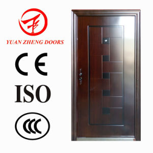 Entrance High Quality China Steel Door pictures & photos