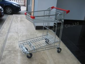 Construction Stores Logistics Warehouse Shopping Trolley pictures & photos