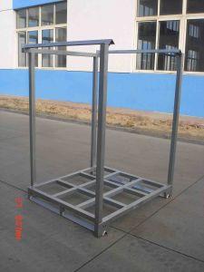 Galvanized Steel Stacking Racks pictures & photos