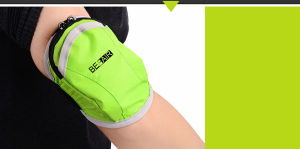 Wrist Phone Armband Pouch Pocket for Runners (BF161032) pictures & photos