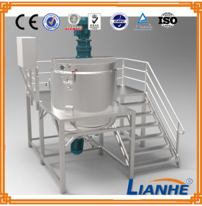 Lianhe Liquid Detergent Mixer Blender Machine for Shampoo/Lotion pictures & photos
