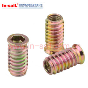 China Supplier Steel Zinc Plating Furniture Nut Manufucturer pictures & photos