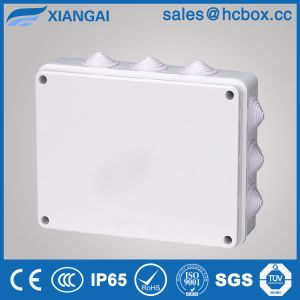 Hc-Ba 255*200*80mm Waterproof Junction Box Waterproof Box Chbox pictures & photos