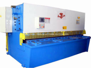CNC Shear Machine pictures & photos