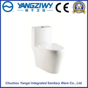 Siphonic Excess Eddy Ceramic Toilet Bowl