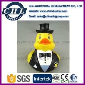 Wholesale Soft Customized PVC Bath Vinyl Duck with Sound pictures & photos