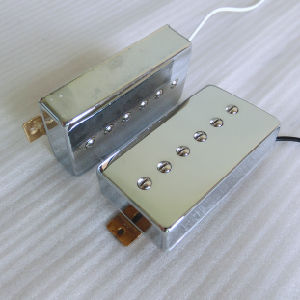 50mm Chrome Color AlNiCo 5 P90 Humbucker Guitar Pickup pictures & photos