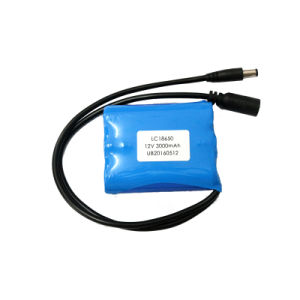 Hot Sale LiFePO4 Battery Lithium Ion Battery Pack 12.8V 6ah for E-Tool Battery pictures & photos