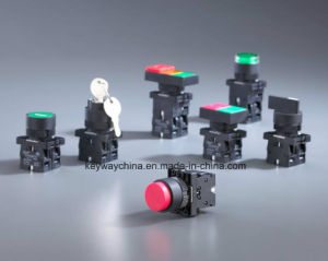 New Type Push Button Switch with Emergency/Illuminated/Protection Function pictures & photos