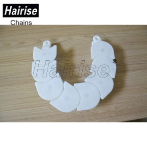 Manufacturer of POM Multiflex Flexible Flat Top Sushi Chain pictures & photos