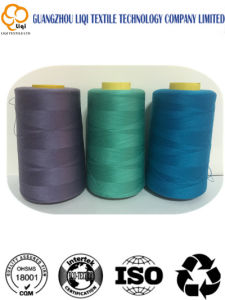Cotton Poly Core Spun Sewing Thread for Jeans pictures & photos