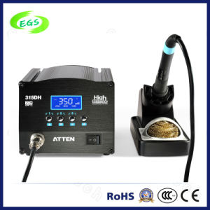 150W Advanced Lead-Free Digital ESD Electric Soldering Station (AT315DH) pictures & photos