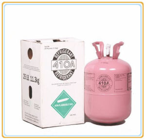Mixed Refrigerant Gas R410A in 25lb /11.3kg Specification pictures & photos