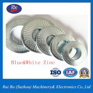 ISO Nfe25511 Single Side Tooth Washers Flat Washer Spring Washer Rubber Gasket Lock Washer pictures & photos