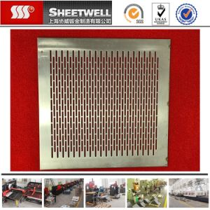 High Quality OEM Punching Stainless Steel Sheet Metal Fabrication pictures & photos