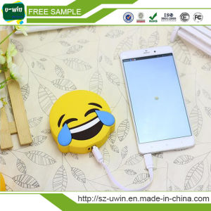 High Quality Emoji Power Bank 2600mAh Battery Charger pictures & photos
