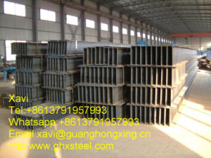 10#, 12#, 14# Hot Rolled Steel Beam, H/I Beam pictures & photos