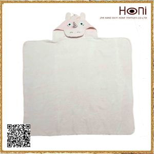 D-032 Newest Design Baby 100% Cotton Kids Towel pictures & photos