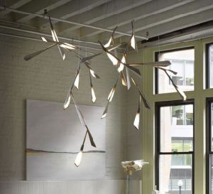 Modern Iron and Acrylic Pendant Lamp for Home Decorative pictures & photos