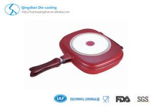 European Design Double Grill Pans pictures & photos