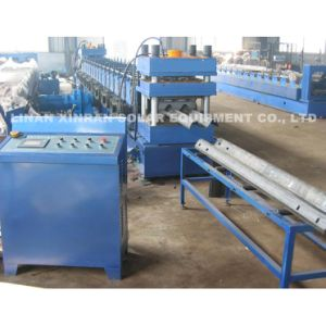 Aluminium Machine Highway Guardrail Roll Forming Machine pictures & photos