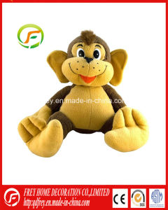 Cute Plush Toy of Soft Monkey for Baby Product