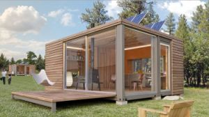 Economy Residence/ Leisure Area/ Fabricated Steel House pictures & photos