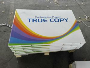 NCR Carbonless Paper for Bank, Express, Government Making Recipts. pictures & photos