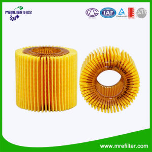 Auto Parts Oil Filter Element for Toyota Series 04152-B1010 pictures & photos