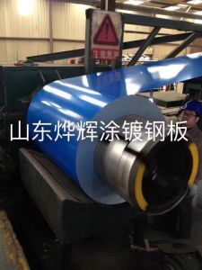 0.12-0.80mm Thickness Pre-Painted Galvanized Steel Coils/PPGI for Coorrugated Roofing Sheet pictures & photos