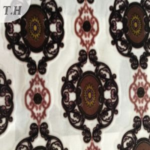 2017 New Design Print Velvet Fabrics in China Manufacturers pictures & photos