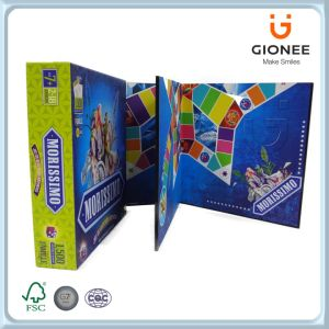 Custom Design Printed Cardboard Gift Box pictures & photos