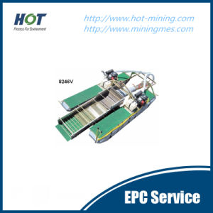 Small Size High Efficiency Gold Dredger pictures & photos