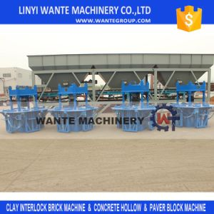 Low Investment Paver Block Making Machine in South Africa pictures & photos