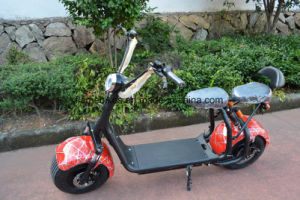 2016 New Design Electric Bicycle with 60V/12ah Lithium pictures & photos