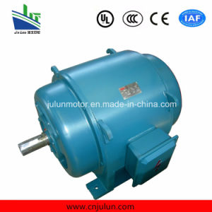 Js Series Low Voltage AC Three Phase Asynchronous Motor Crusher Motor Js126-6-155kw pictures & photos