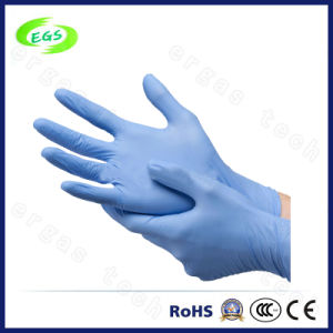 Medical Health Nitrile Purified Gloves Latex Examination Gloves pictures & photos