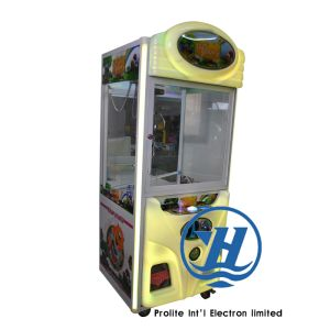 Coin Operated Vending Game Machine (ZJ-CG01) pictures & photos