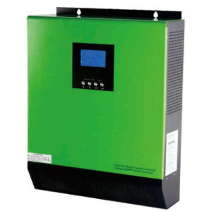 off-Grid Solar Inverter High Frequency Pure Sine Wave pictures & photos