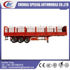 13m 40 Tons Cargo Trailer Dimension pictures & photos