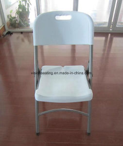 Plastic Folding Stacking Stackable Banquet Dining Wedding Party Chair (5201) pictures & photos