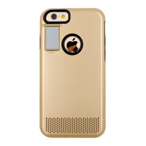 New Arrivel Mobile Phone Case with Selfie Mirror and Holder