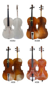 Student Good Quality Musical Instrument Cello Cello Endpin pictures & photos