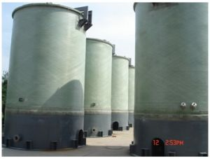 Composite Horizontal or Vertical Tank pictures & photos