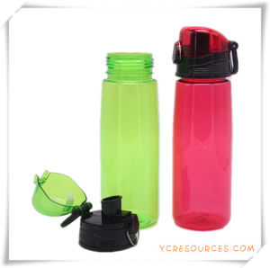 BPA Free Plastic Water Bottle for Promotional Gifts (HA09095) pictures & photos