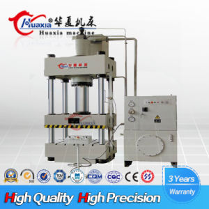 Best Price Hydraulic Four Column Hydraulic Press Machine pictures & photos