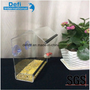 Clear Acrylic Window Bird Feeder with Strong Suction pictures & photos