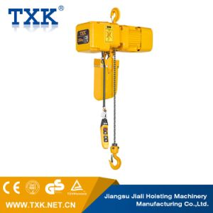 Top Quality 500kg-50ton Electric Chain Hoist pictures & photos