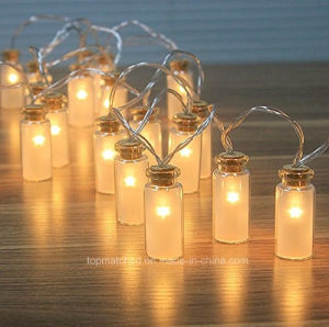 Vintag Glass Jar LED Christmas Fairy String Light pictures & photos